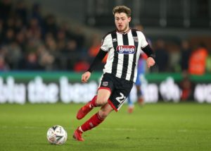 Grimsby are waiting on the fitness of Elliot Embleton and Danny Collins ahead of their Sky Bet League Two fixture against MK Dons at the weekend.