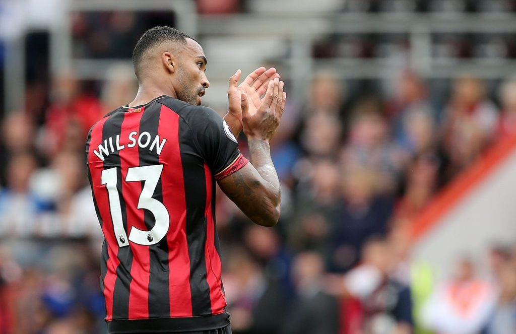 Bournemouth boss Eddie Howe is aware of the speculation linking Chelsea with a bid for Callum Wilson but is confident he'll stay.