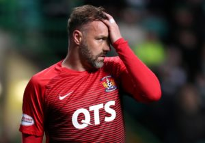 Kris Boyd will serve a two-match ban after seeing his appeal against a red card shown against Aberdeen rejected.