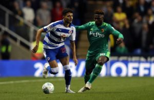 Reading defender Tiago Ilori is having a medical at former club Sporting Lisbon ahead of a permanent switch, Press Association Sport understands.