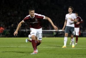Veteran striker Alex Revell is in contention to make a Stevenage return at home toCrawley.