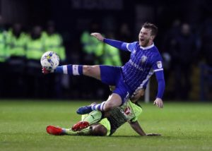 Sheffield Wednesday striker Sam Winnall could return to the starting line-up in the home FA Cup tie against Luton.