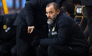 Wolves boss Nuno Espirito Santo was left disappointed after seeing his side lose at home to Crystal Palace on Wednesday night.