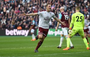Chris Wood claims Burnley will relish facing Manchester City at the Etihad Stadium in Saturday's FA Cup fourth-round tie.