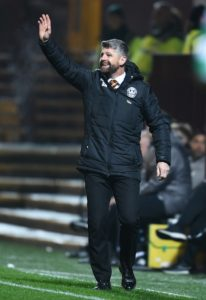Motherwell manager Stephen Robinson has described himself as his harshest critic as he continues to pore over their William Hill Scottish Cup exit.