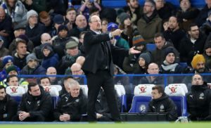 Rafael Benitez has vigorously defended his policy of not risking Newcastle's Premier League status by chasing FA Cup glory.