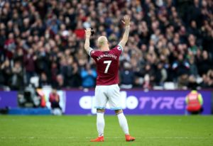 According to reports West Ham have told Marko Arnautovic that he will be allowed to move in the summer but can not leave in January.