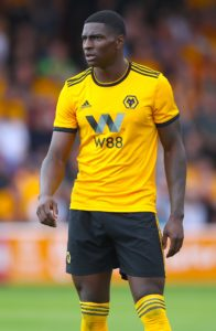 Aston Villa have signed Wolves defender Kortney Hause on loan until the end of the season with an option to buy.