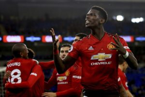 Paul Pogba says Ole Gunnar Solskjaer has helped him rediscover his enjoyment in the game since taking over at Manchester United.