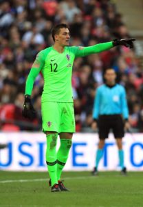 Goalkeeper Lovre Kalinic could make his Aston Villa debut in the FA Cup third-round clash with Swansea after completing his move from Gent on New Year's Day.