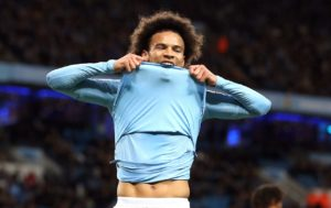 Leroy Sane was the hero as Manchester City gained some revenge on Liverpool by ending their unbeaten start to the Premier League.