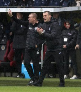 St Mirren manager Oran Kearney claims there are no surprises in football despite seeing his number two become one of his main rivals.