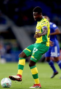 Norwich will be without midfielder Alex Tettey and defender Timm Klose for the Sky Bet Championship match against Birmingham on Friday night.
