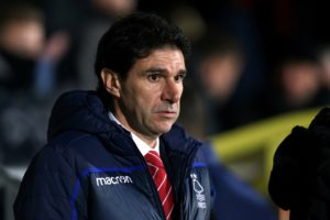 Nottingham Forest boss Aitor Karanka has left his position at the club after asking to be released from his contract.