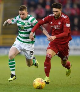 Aberdeen youngster Connor McLennan returns to Derek McInnes' squad for the visit of Kilmarnock in the Scottish Premiership.