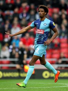 Sido Jombati headed a 57th-minute winner as Wycombe pushed Bristol Rovers into the Sky Bet League One relegation zone with a 1-0 win at the Memorial Stadium.