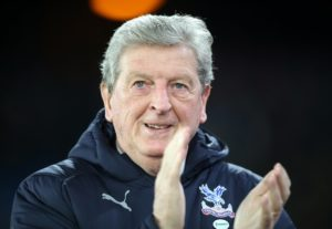 Roy Hodgson admits signing a striker is Crystal Palace's top priority during the January transfer window.