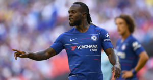 Victor Moses has joined Roberto Soldado and Islam Slimani at Fenerbahce on an 18-month loan deal.