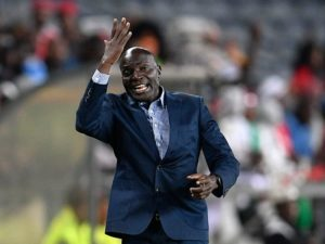 Baroka coach Wedson Nyirenda says he has a tremendous appetite for winning trophies after helping Bakgaga to win the Telkom Knockout last year.