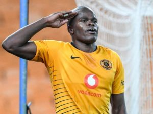 Kaizer Chiefs will welcome back central midfielder destroyer Willard Katsande for Sunday's CAF Confederations Cup playoff first leg against Zesco United at the Levy Mwanawasa Stadium in Ndola.