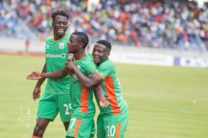 ZESCO United put Kaizer Chiefs firmly in their place, when they issued the South African team with a 3-1 drubbing at the Levy Mwanawasa Stadium on Sunday.