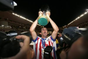 According to reports in Italy, Atletico Madrid defender Diego Godin is set to sign for Inter Milan on a two-year deal.