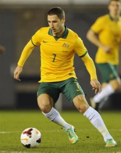 Australia have received a boost with the news that Mat Leckie has been cleared to play at the Asian Cup following a hamstring injury.