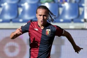Newcastle are understood to be pursuing a deal for AC Milan left-wing back Diego Laxalt in the January transfer window.