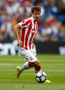 Huddersfield Town have been linked with a January swoop for Stoke City forward Bojan Krkic as they plot a way to avoid relegation.