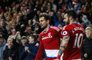 Barcelona are set to make a January approach for Girona forward Cristhian Stuani, according to reports in the Spanish media.