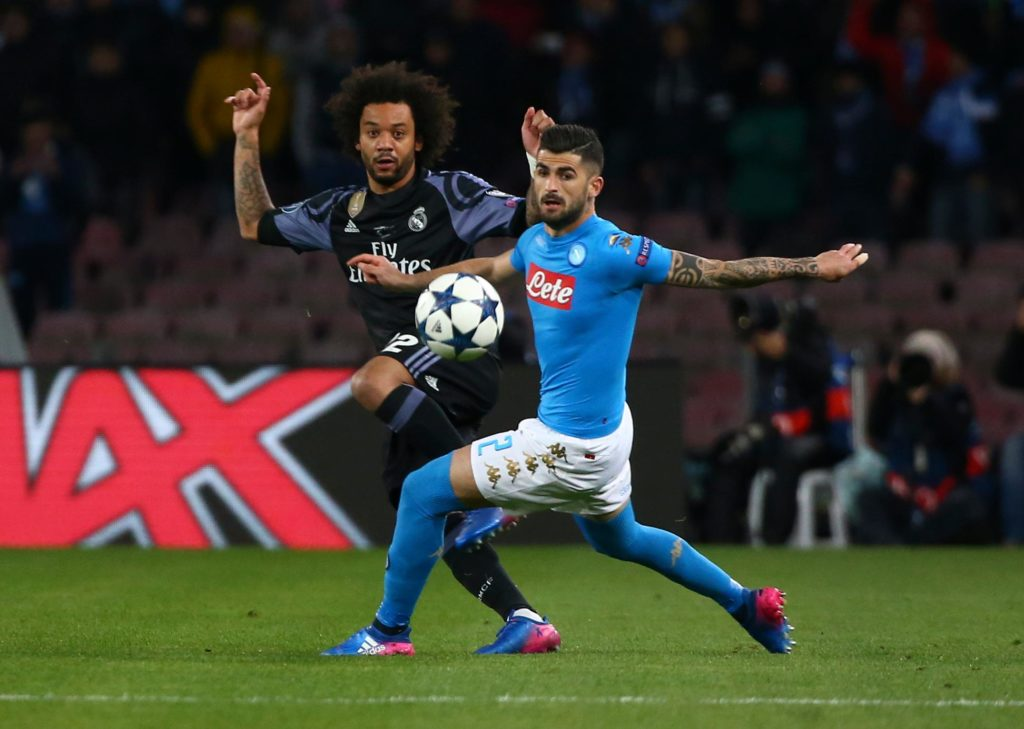 Elseid Hysaj is happy at Napoli but could be tempted into a move away from the club this month, according to his agent.