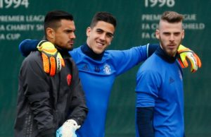 Joel Pereira is a loan target for Reading after being recalled from Vitoria Setubal and United may also see Timothy Fosu-Mensah return.