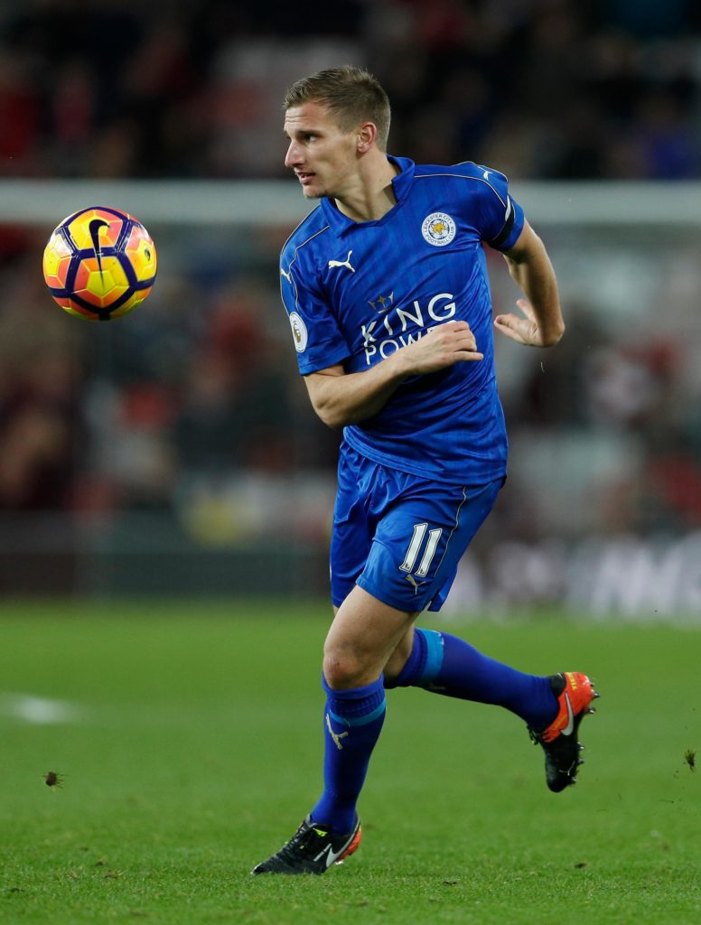 Marc Albrighton says Leicester City must make up for their FA Cup humbling against Newport County when they host Southampton.