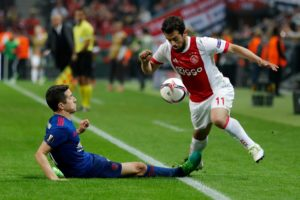 Amin Younes' agent admits the winger may leave Napoli in January to seek more game time but will fight for his place if required.