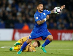 Fulham boss Claudio Ranieri is reportedly keen on a reunion with Leicester City's Danny Simpson in the January transfer window.