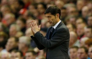 Valencia coach Marcelino Garcia Toral claims he is not fearful of being sacked following his side's 11th draw of the La Liga season.