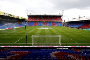 Crystal Palace could hand new arrival Lucas Perri his debut in Sunday's FA Cup fourth-round tie with Tottenham.
