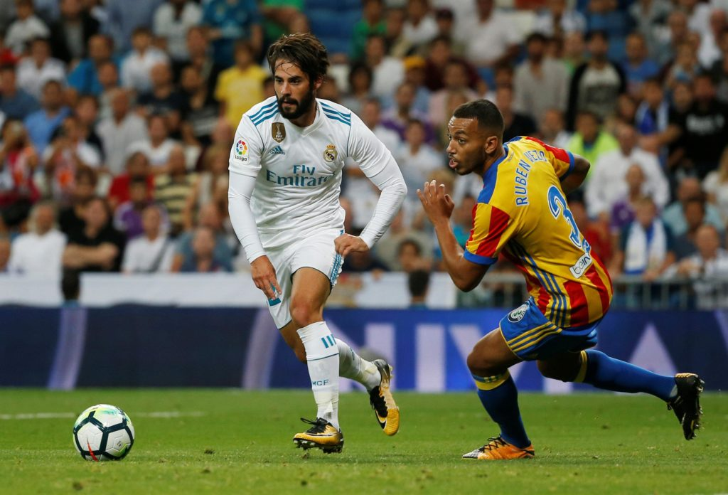 Spain manager Luis Enrique admits it is by no means a certainty that Real Madrid's Isco will be selected for his next squad.