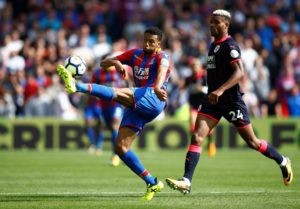 Jairo Riedewald could become Crystal Palace's fifth departure of the January window after being linked with a move to Celta Vigo.