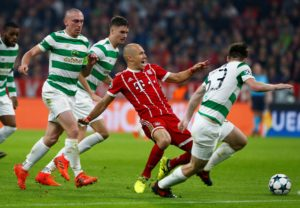 Bayern Munich ace Arjen Robben has cooled talk of a move to Inter Milan as he ponders where to head to next.
