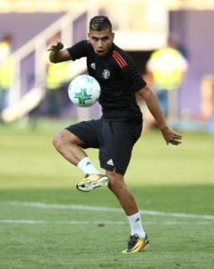 Valencia are keeping a close eye on Andreas Pereira's situation at Manchester United and are ready to make a move next summer.