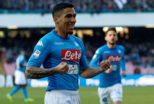 Napoli boss Carlo Ancelotti has confirmed midfielder Allan will be sticking with the club despite reported interest from Paris Saint-Germain.
