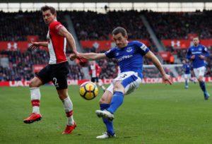 Everton boss Marco Silva has remained tight-lipped regarding Leighton Baines' long-term future at Goodison Park.