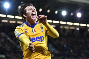 Juventus winger Federico Bernardeschi says the side showed their true colours with their win against Lazio at the weekend.