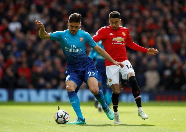Spanish La Liga outfit Sevilla are being linked with a swoop for Arsenal defender Konstantinos Mavropanos.
