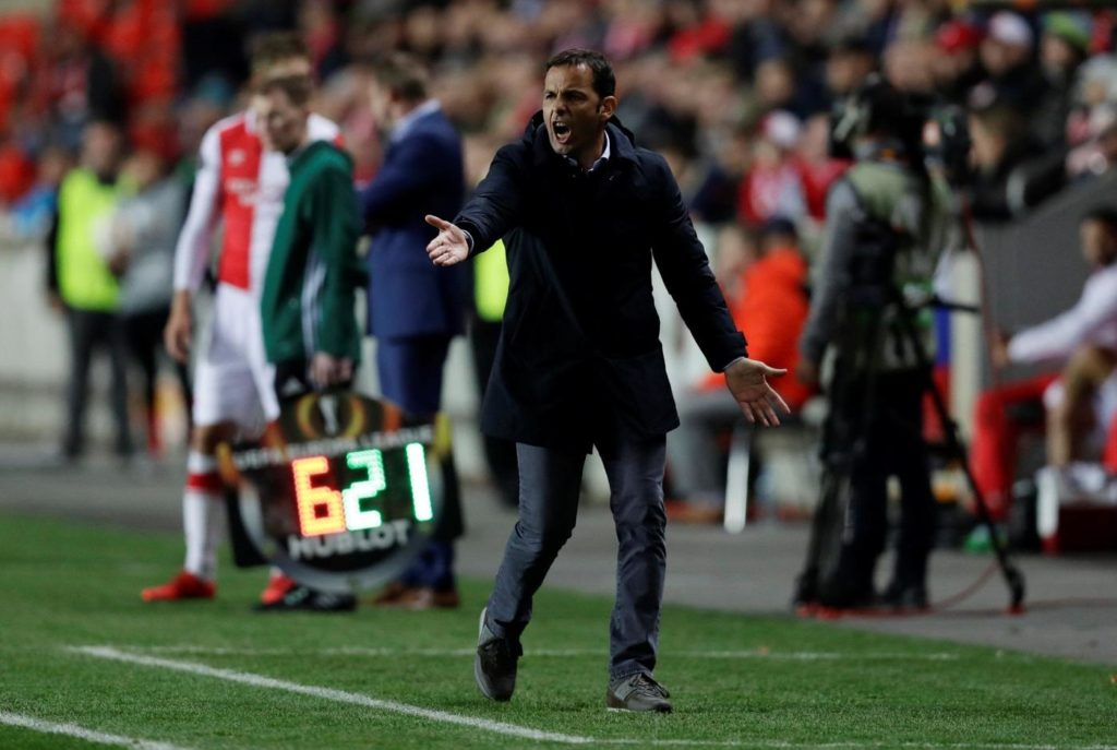 Javi Calleja has been appointed Villarreal's new head coach just 50 days after he was sacked by the Spanish La Liga strugglers.