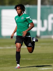 Portugal international winger Gelson Martins is delighted to have joined Monaco after struggling for game-time at Atletico Madrid.