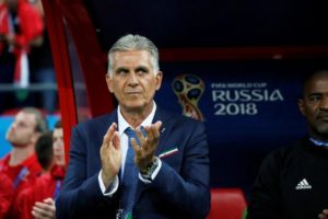 Carlos Queiroz is understood to be on Colombia's radar after failing to earn a new deal with Iran.