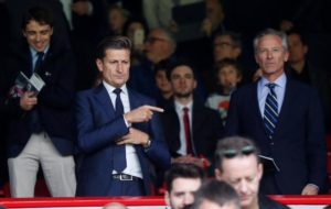 Chairman Steve Parish is confident Crystal Palace's performances will start to bear fruit after a tough run of results.