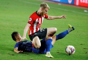 Josh Sims and Alfie Jones are now back at Southampton after their respective loan spells at Reading and St Mirren expired.